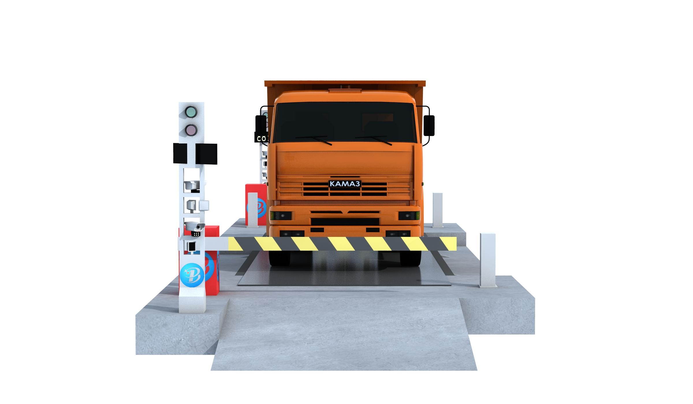 汽车衡无人值守智能称重系统: 做好技术,只为用户使用更方便